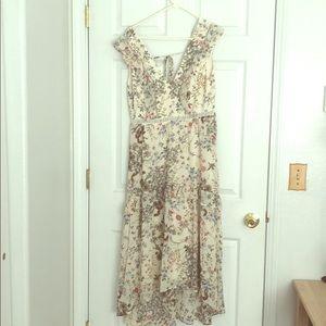 NWT Wayf dress size Large